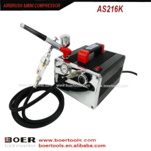Airbrush Compressor Kit nail painting mini compressor
