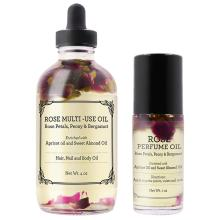 Rose Natural Petal Multi-Use Oil