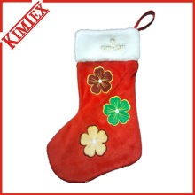 Customized Promotion Embroidery Cheap Christmas Socks