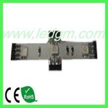 Крест светодиодной ленты 5050 RGB (GM-C5050RGB- +)