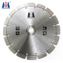 Laser welding 230mm diamond concrete cutting disc for sale