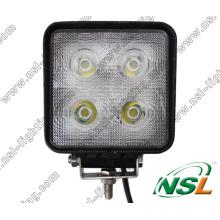 Водонепроницаемый светодиодный фонарь рабочего освещения IP67 40Вт Светодиодный фонарь дальнего света Автоматический светодиодный рабочий фонарь 10-30В Светодиодный прожектор / прожектор
