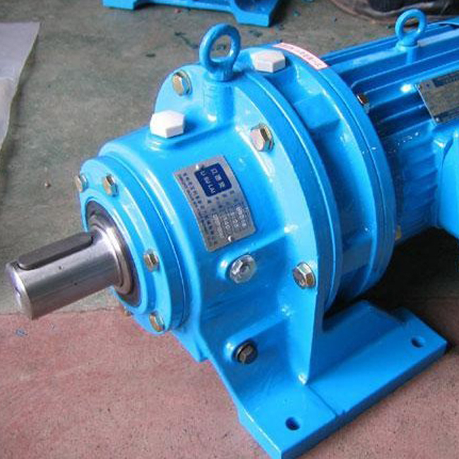 speed reducer (11)