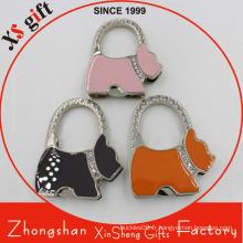 Porte-sac en métal en forme de chien personnalisé