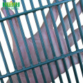 Panel Keselamatan Welded Galvanized 358 Wire Mesh Tinggi