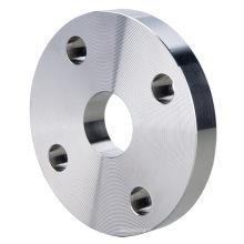 Kundenspezifischer legierter Stahlplattenflansch für Rohr