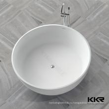 Классическая чаша ванна для ребенка/искусственная каменная ванна/твердой поверхности сантехники ванна на продажу