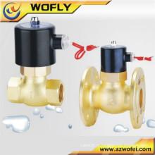Válvula solenóide 5v pneumática 4v310-10