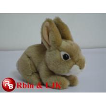 Conejo animal juguete de peluche