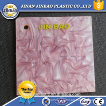 decoration material good quality color texture acrylic sheet