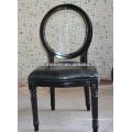 Victoria glossy black wedding louis chairs XD-0101