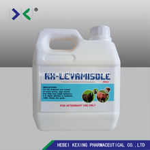 Levamisole 3 % 및 Oxyclozanide 6 % Suspension