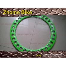 Bicicleta peças/bicicleta aros/escondido alta jantes/700X23c
