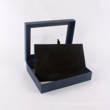 Нестандартная Конструкция Бумажного Подарка Ювелирных Изделий Упаковывая