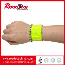 Probe gratis high-Brightness reflektierende Armbänder