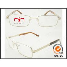 Lunettes de neige à la mode de nouvelle mode Cadre optique en métal cadre (WFM501008)