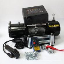 Système approuvé CE 5000LB SUV / Jeep / Truck 4WD treuil / treuil électrique / treuil automatique / treuil électrique