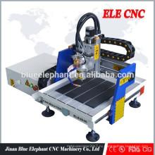 деревообрабатывающие мини хобби фрезерный станок с ЧПУ сделано в Китае