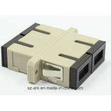 Adaptadores de fibra óptica para Sc Mm