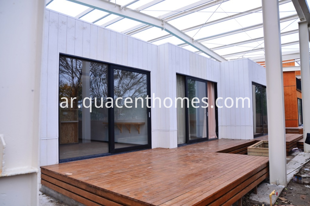 Aluminum sliding door 1