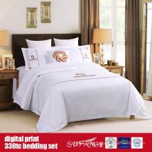 Hoja de impresión digital de algodón 60S 330TC 173 * 156