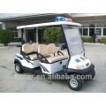 Сертификация 48В CE 4 местный электрический гольф-кары дешевые полицейские корзину