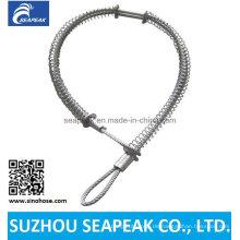 Stahl Whipcheck Sicherheit Kabel-Wb1