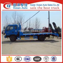 truck-mounted scissor lift platform