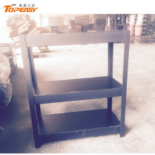 Trade Assurance diy 5 shelf steel boltless rivet rack