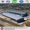 Heavy Steel Structure Workshop for Industrial Manufacturing