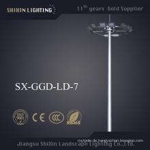 2015 neueste 15m \ 35m LED-hohe Mast-Licht