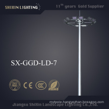 2015 Newest 15m \35m LED High Mast Light