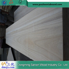 Paulownia Wood for Surfboards Core