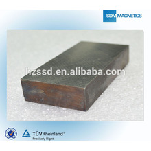 Low rpm Block AlNiCo Magnets for Motors