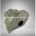 Lost wax precision CNC machining service