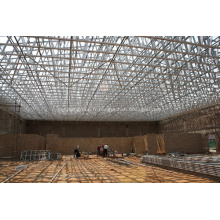 Bâtiment en acier de faible épaisseur du Botswana