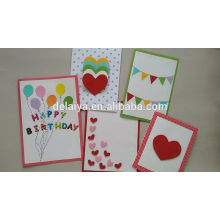 Hand Made Happy Birthday Cards For Friends With Custom Design