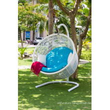 Outdoor Synthetic Rattan Swing Chair