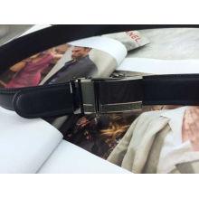Cintos de couro com fivela automática (HH-150904)