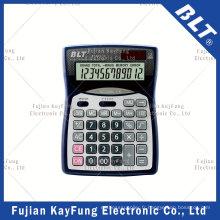 Calculatrice de bureau à 12 chiffres pour la maison et le bureau (BT-829)