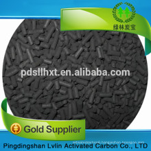 coconut shell granular Activated carbon for petrochemical industry
