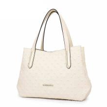 Fashion Designer Women Handbags Open Closure PU Leather Handbag (ZX10116)