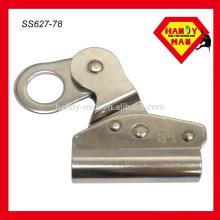 """SS627-78 Aço inoxidável com corda tamanho 16mm 7/8 """"Corda ocular Agarrar"""