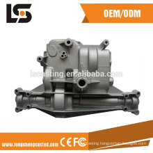 custom high pressure die casting aluminum parts for vehicle body spare parts