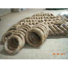 galvanized wire (can get through BV certificate)
