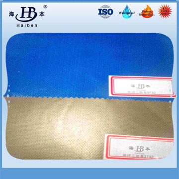 PVC Coating Fiberglass Flame Retardant Fabric for Covers