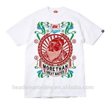 2014 Mode T-Shirts mit verschiedenen Druck Logo Design und Farbe
