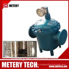 high viscosity oil oval gear flowmeter