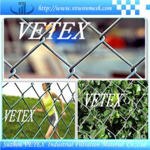 Chain Link Wire Mesh Used in Road
