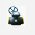 приклад полностью сварной электрический шаровой кран